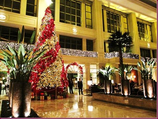 manila peninsula lobby