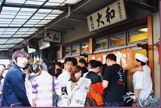 daiwa sushi tsukiji market
