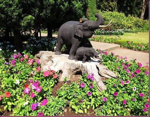 doi inthanon Napamaytanidol Chedi elephant