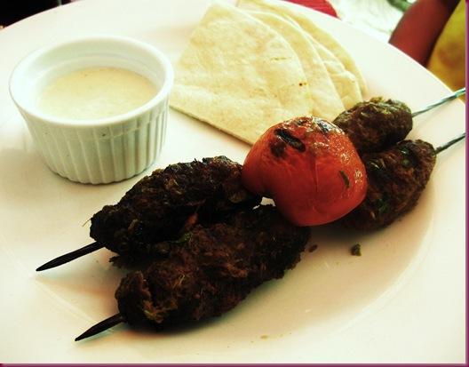 kasbah boracay beef kebab