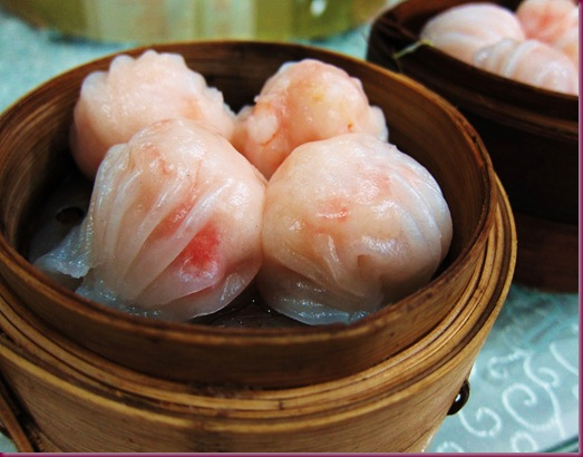 king bee shrimp dumpling