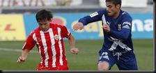 Tereife vs Almería