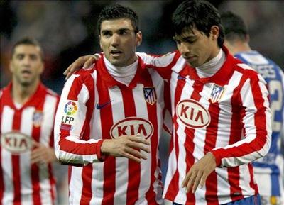 Atlético de Madrid pasa a Cuartos de final de la Copa del Rey