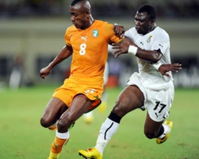 Costa de Marfil ganó 3-1 a Ghana