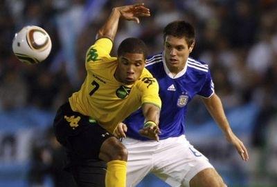 Argentina  2, Jamaica  1