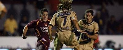 Pumas vs Estudiantes Tecos