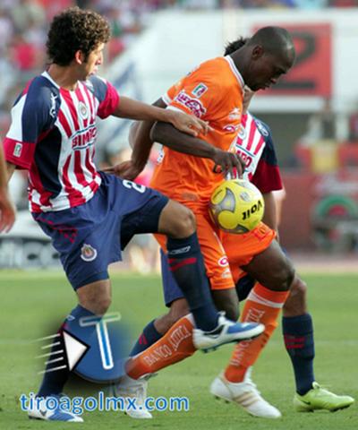 Jaguares vs Chivas de Guadalajara