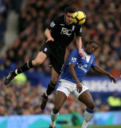 Birmingham City vs Everton