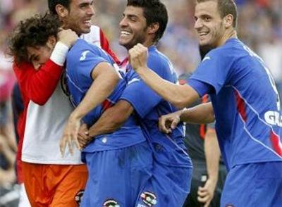 jReal Valladolid vs Getafe