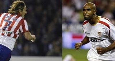Sevilla vs Atlético de Madrid, Copa del Rey