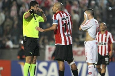 Estudiantes vs Internacional