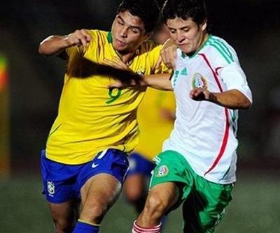 Mundial Sub-17: México 1 Brasil 0