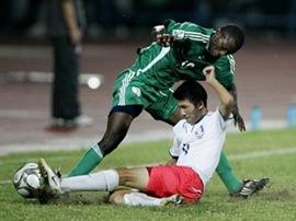 España vs Nigeria