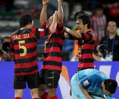 Pohang Steelers vence en penales al Atlante de México