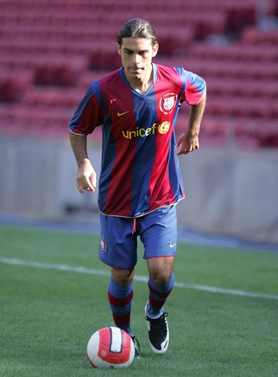 Rafael Márquez el más exitoso en Europa en el 200