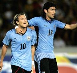 ´Lista completa de Selección de Uruguay