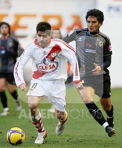 Hércules vs Rayo Vallecano