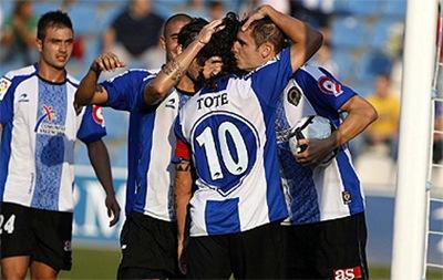 Real Unión enfrenta al Hércules