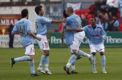 Celta del Vigo enfrenta al Huesca