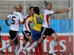 Alemania  3  Colombia  1