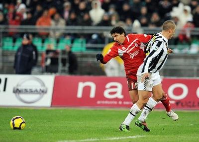 As Bari v Juventus FC l