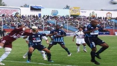 Alianza Atlético vs César Vallejo