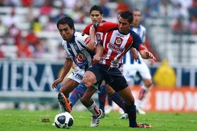 Pachuca vs Chivas de Guadalajara