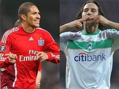 Werder Bremen vs Hamburger