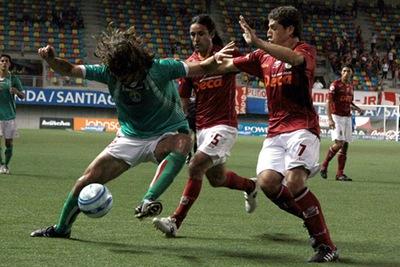 Audax Italiano vs Deportes La Serena
