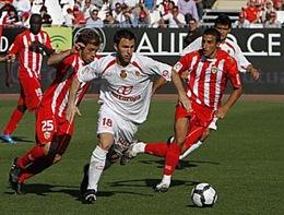 Almería vs Mallorca