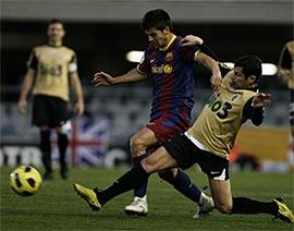 Salamanca vs. Barceloma B