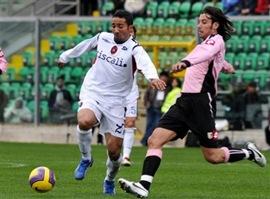 Cagliari vs. Palermo