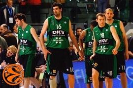 DKV Joventut enfrenta al  CAI Zaragoza