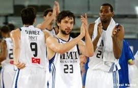 Real Madrid enfrenta al Partizan Mts por la Euroleague