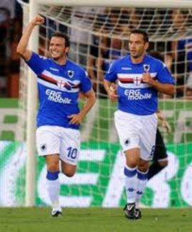 Sampdoria enfrenta a Unidese Calcio