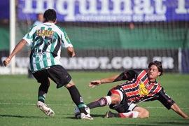 Chacarita Juniors vs Atlético Tucumán