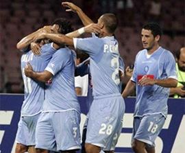 Napoli enfrenta al AC Cesema