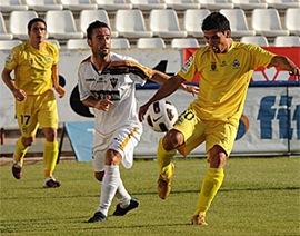 Alcorcon vs Albacete