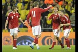 Dinamarca vs Inglaterra