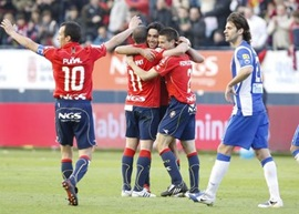 Osasuna vs Espanyol