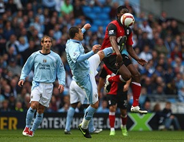 Manchester City vs. Fulham