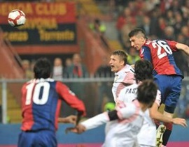Genoa vs Palermo