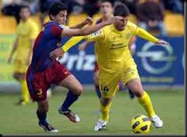 Barcelona B vs Alcorcón