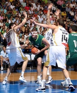 Unicaja vs Real Madrid,