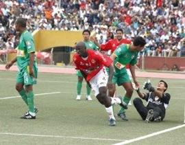 Sport Huancayo vs Juan Aurich