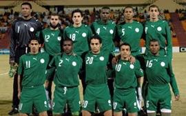 Arabia Saudí enfrenta a Suiza, sub 21
