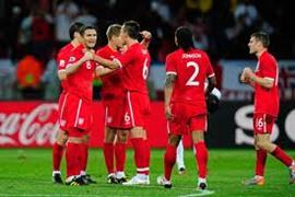 Inglaterra vs Ghana