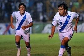 Guatemala enfrenta a Jamaica