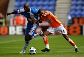 Blackpool vs. Wigan Athletic