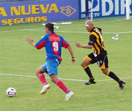 Olimpo vs Tigre